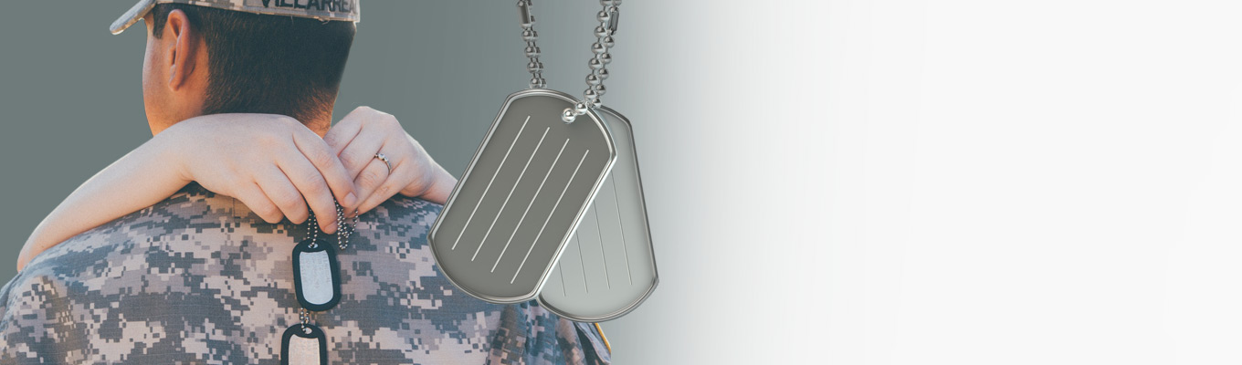 military dog tag embossing machines